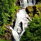 Norway Waterfall by Maren Misner