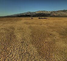 Death Valley USA by Terence Russell