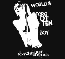 Iggy - forgotten boy by Psychoskin