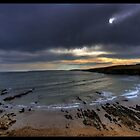 Irish Coast I by Robert Karreman