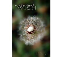 Exposed Wish © Vicki Ferrari Photographic Print