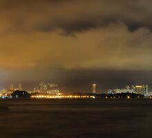 Panorama in Hong Kong 1 by miniB