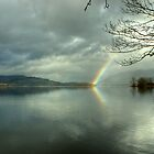 Light on Derwentwater by VoluntaryRanger