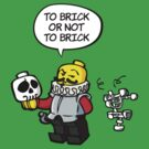 To brick or not to brick by eskimoeffect