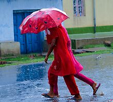 The Life on A Rainy Day #2 by Mukesh Srivastava