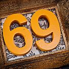 Number 69 by Angel Benavides