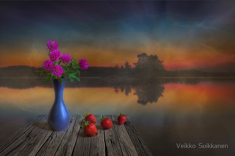 The mid-summer magic by Veikko  Suikkanen