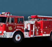 Seagrave Pumper by WildBillPho
