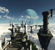 Lost Kingdom by 3DdesktopsUK