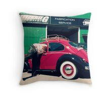 Dive in  Throw Pillow