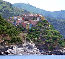 Le Cinque Terre or the Five Lands by Philip  Brown