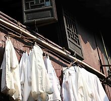 White Laundry by phil decocco