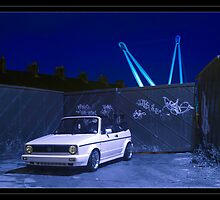 VW Golf GTi Convertable by Tim Topping