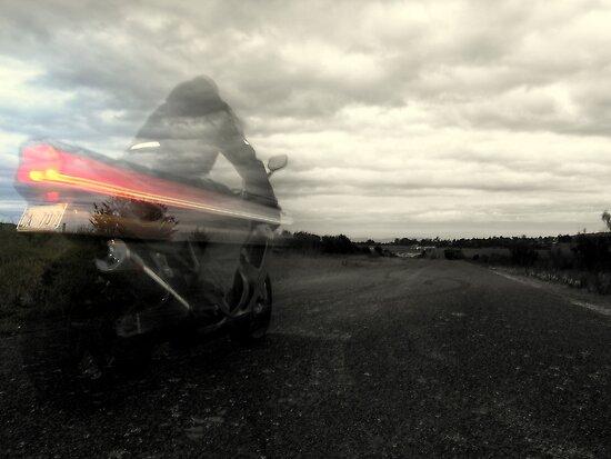 Ghost Rider by Jarrod Lees