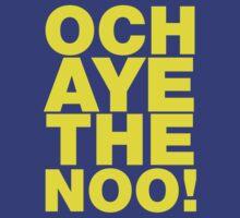 Och aye the noo! by buud