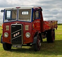 1951 ERF LK44 by David J Knight
