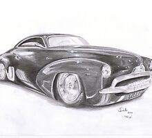 Holden Efijy Concept Car by Joseph Colella