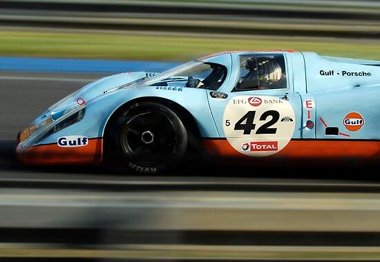 Porsche 917 by Paul Woloschuk