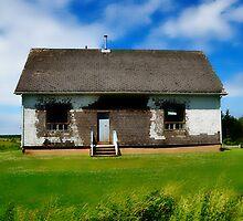 Bullethole House 1 by SamTheCowdog