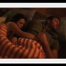 Connected in sleep... by Karlientjie