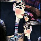 Sisters of The Pyramid, 2007 by ArtStudio66