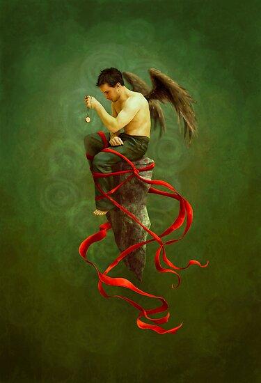 The Sentinel by Nykolai Aleksander
