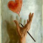 Drawing Blood by Nykolai Aleksander