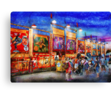 Carnival - World of Wonders Canvas Print