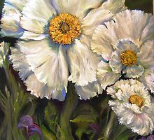 The Big Sur Mahalia Poppy by Barbara Sparhawk