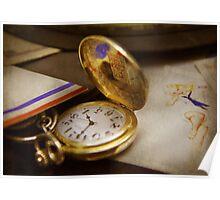 Clock Maker - Time never waits  Poster