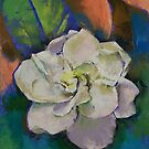 Gardenia Flower by Michael Creese