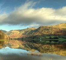 A Lakeland Winter's Day by Jamie  Green