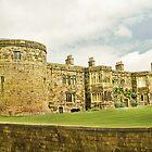 Skipton Castle by Catherine Hamilton-Veal  ©