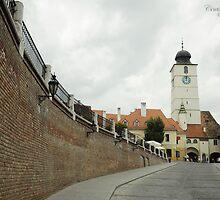 Sibiu, Turnul Sfatului by crevs