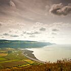 Porlock Bay- Exmoor National Park-UK by David-J