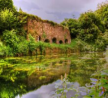 Waytown Limekilns-Grand Western Canal-UK by David-J
