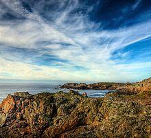 Looking towards Bibette Head - Alderney by NeilAlderney