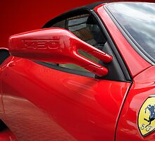 Ferrari F430 Side shot by Darren Bailey LRPS