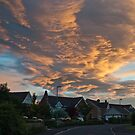 Amazing Clouds by Chris Vincent