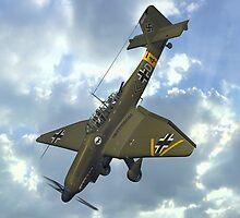 Junkers Ju 87 Stuka by Walter Colvin