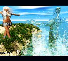 The Art of Waterbending by Junior Mclean