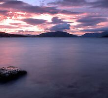 Argyll Sunset by jaypeekay