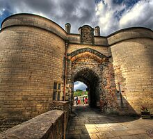 Nottingham Castle by Yhun Suarez
