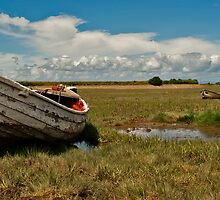 Fisherman's Boat by photomusdigital
