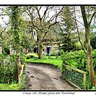 Cottage St Botolph Green Elton Peterborough by mickyman13