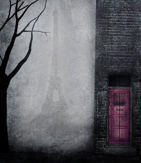 Parisian avenue... by NumandisArt