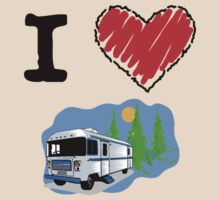 I Love RVing by Lorie Warren