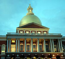 State House by Dennis Hammer