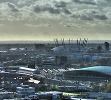 The Millennium Dome/O2 by John Murray