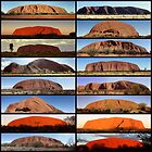 A mountain of many faces by Isabel  Rosero